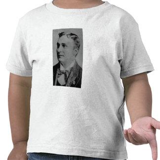 Portrait of Charles Spencer Chaplin, Sr Tshirts