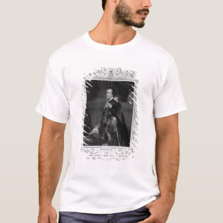 Portrait of Charles Wentworth T-Shirt