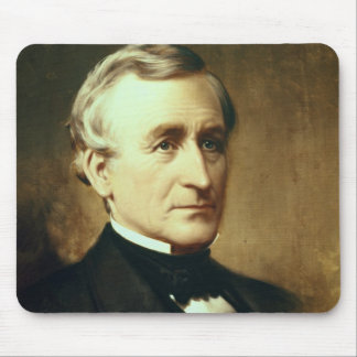Portrait of Charles Wilkes  1870 Mouse Pad