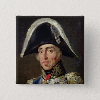 Portrait of Charles X Pinback Button
