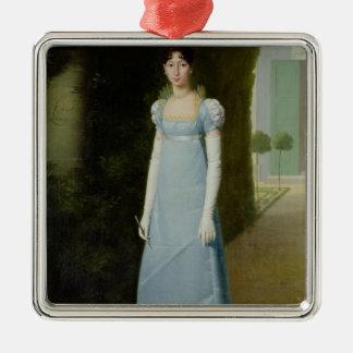 Portrait of Charlotte Bonaparte  1808 Metal Ornament