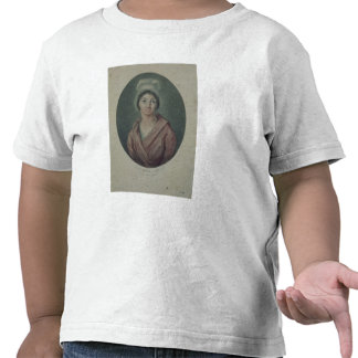 Portrait of Charlotte Corday  after 1793 T Shirt