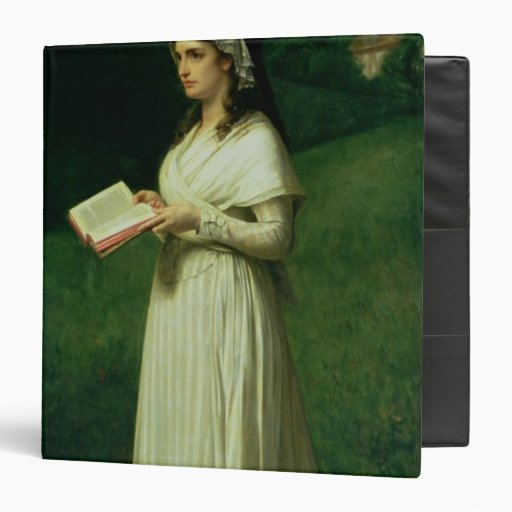 Portrait of Charlotte Corday Binders