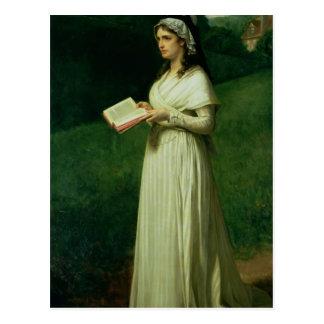 Portrait of Charlotte Corday Postcard