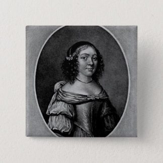 Portrait of Charlotte, Countess of Derby Button