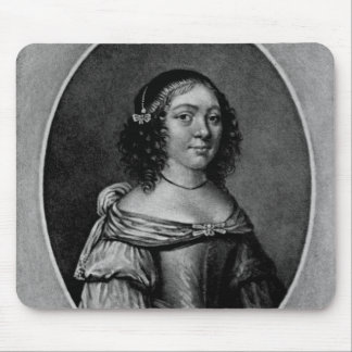Portrait of Charlotte, Countess of Derby Mouse Pad