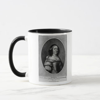 Portrait of Charlotte, Countess of Derby Mug