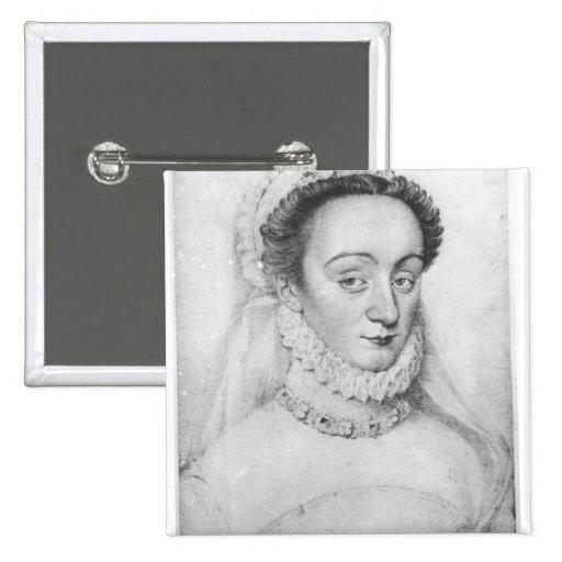 Portrait of Charlotte de Beaune  Dame de Button