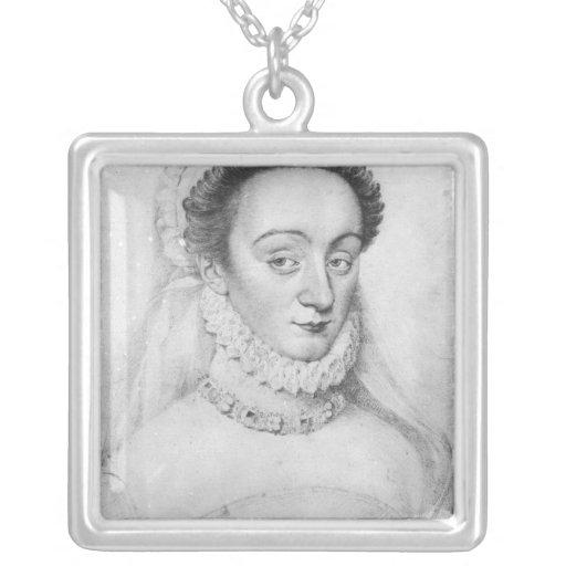 Portrait of Charlotte de Beaune  Dame de Jewelry