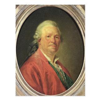 Portrait of Christoph Willibald von Gluck , 1777 Postcard