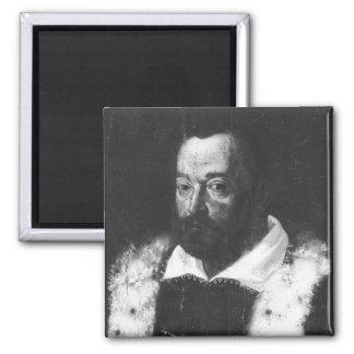 Portrait of Christopher Columbus Magnet