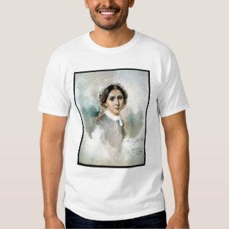 Portrait of Clara Schumann  1853 Tee Shirt
