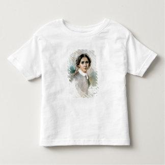 Portrait of Clara Schumann  1853 Toddler T-shirt