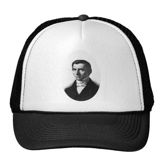 Portrait of Classical Liberal Frederic Bastiat Trucker Hat