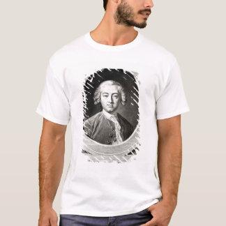Portrait of Claude Adrien Helvetius  french T-Shirt