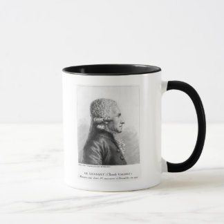 Portrait of Claude Valdec de Lessart Mug