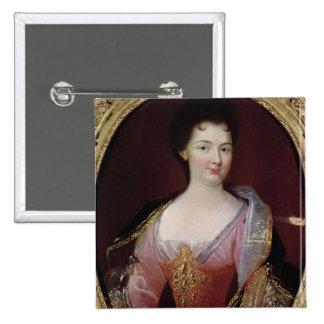 Portrait of Claudine Alexandrine Guerin Button