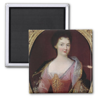 Portrait of Claudine Alexandrine Guerin Magnet