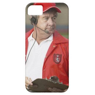 Portrait of Coach iPhone SE/5/5s Case
