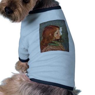 Portrait Of Coco By Pierre-Auguste Renoir Pet Tshirt