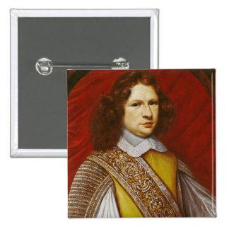 Portrait of Coeffier de Ruze d'Effiat  Marquis Pins