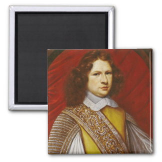 Portrait of Coeffier de Ruze d'Effiat  Marquis Magnet