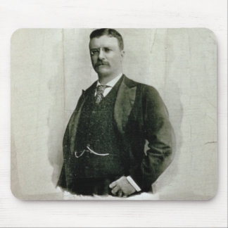 Portrait of Colonel Theodore Roosevelt (litho) Mouse Pad