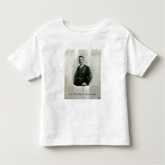 Portrait of Colonel Theodore Roosevelt (litho) Toddler T-shirt