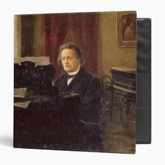 Portrait of Composer Anton Rubinstein Binder