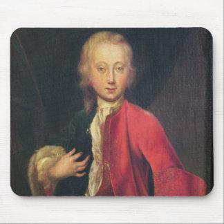 Portrait of Comte Maurice de Saxe Mouse Pad