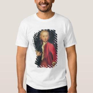 Portrait of Comte Maurice de Saxe T-shirt