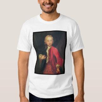 Portrait of Comte Maurice de Saxe Tee Shirt