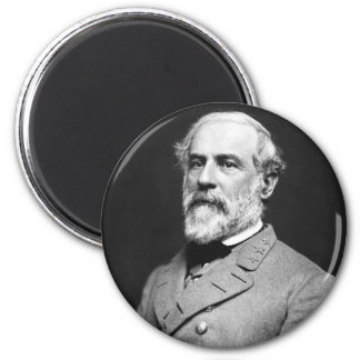 Portrait of Confederate General Robert E. Lee Magnet