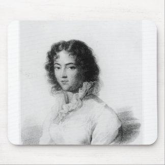 Portrait of Constanze Mozart  1828 Mouse Pad