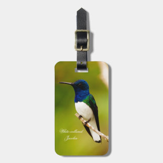 Portrait of Contemplation Luggage Tag
