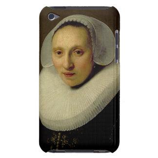 Portrait of Cornelia Pronck, Wife of Albert Cuyper Case-Mate iPod Touch Case