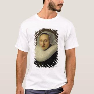 Portrait of Cornelia Pronck, Wife of Albert Cuyper T-Shirt