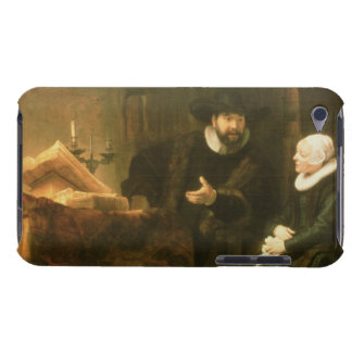 Portrait of Cornelius Anslo and his Wife, 1641 (oi iPod Touch Case-Mate Case