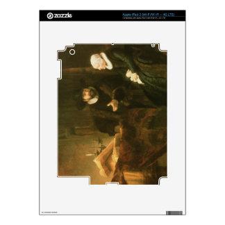 Portrait of Cornelius Anslo and his Wife, 1641 (oi Skin For iPad 3