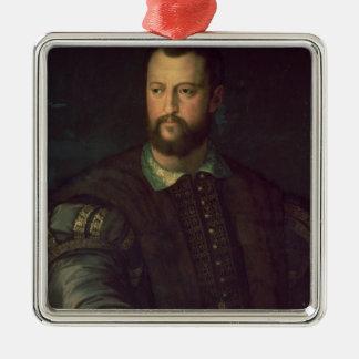 Portrait of Cosimo I de' Medici  1559 Metal Ornament