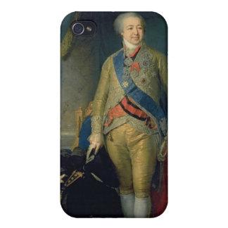 Portrait of Count Alexander Kurakin , 1802 iPhone 4 Case
