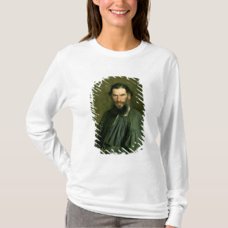 Portrait of Count Lev Nikolaevich Tolstoy  1873 T-Shirt