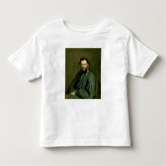 Portrait of Count Lev Nikolaevich Tolstoy  1873 Toddler T-shirt