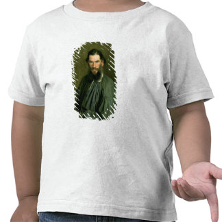 Portrait of Count Lev Nikolaevich Tolstoy  1873 Tee Shirts