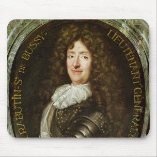 Portrait of Count Roger Bussy de Rabutin Mouse Pad