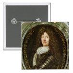 Portrait of Count Roger Bussy de Rabutin Pin