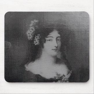 Portrait of Countess Ehrengard Melusina Mouse Pads