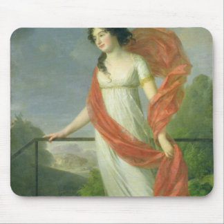 Portrait of Countess Theresia Fries , 1801 Mousepads