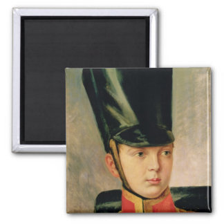 Portrait of Crown Prince Alexander Magnet