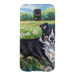 Portrait of Daisy 2 Galaxy S5 Case